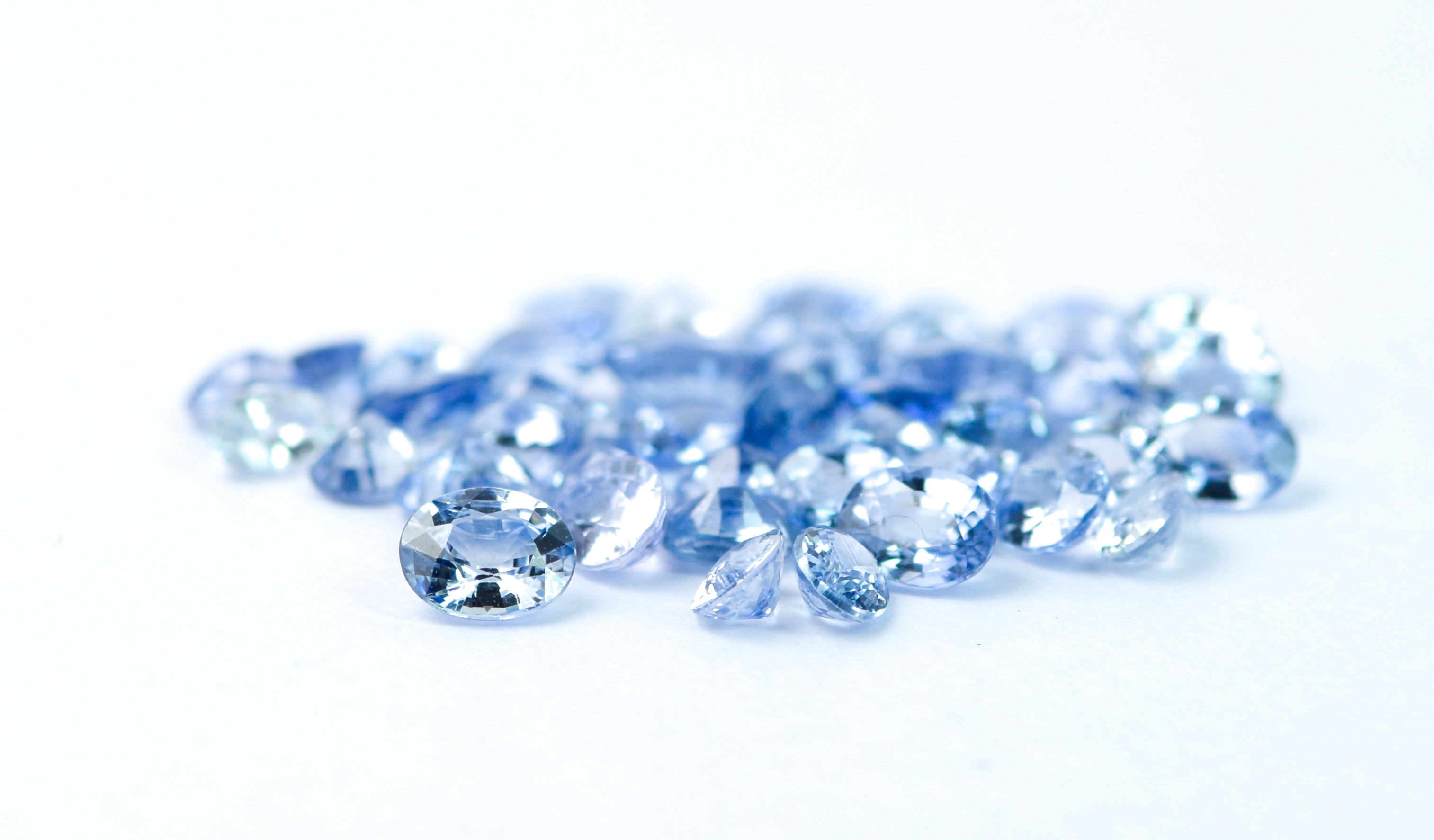Natural Sapphire lot-Blue color